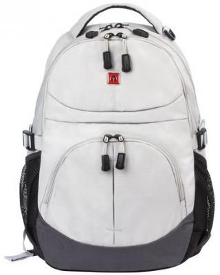Рюкзак с уплотненной спинкой B-PACK S-07 20 л белый рюкзак с уплотненной спинкой action extreme zombies серый ez ab11073 3 ez ab11073 3