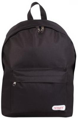 Рюкзак STAFF Стрит, черный, 15 литров, 38х28х12 см, 226370 цена