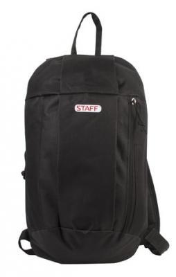 Рюкзак ручка для переноски STAFF Air 10 л черный staff рюкзак air голубой
