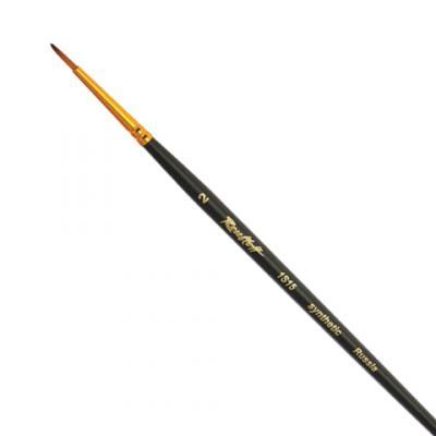 Кисть ROUBLOFF художественная синтетика roubloff кисть 1p1g синтетика круглая 3 длинная ручка