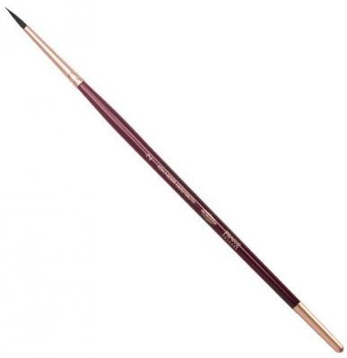 Кисть художественная KOH-I-NOOR белка, круглая, №2, короткая ручка, блистер, 9935002017BL недорого