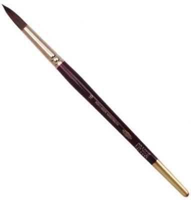 Кисть художественная KOH-I-NOOR белка, круглая, №16, короткая ручка, блистер, 9935016017BL недорого