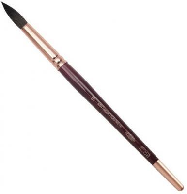 Кисть художественная KOH-I-NOOR белка, круглая, №18, короткая ручка, блистер, 9935018017BL недорого
