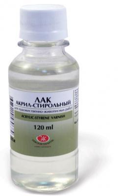 цена на Лак акриловый НЕВСКАЯ ПАЛИТРА Лак акрил-стирольный