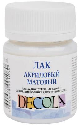 цена на Лак акриловый НЕВСКАЯ ПАЛИТРА Декола