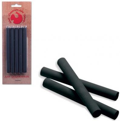 Уголь прессованный, набор 5 шт., блистер