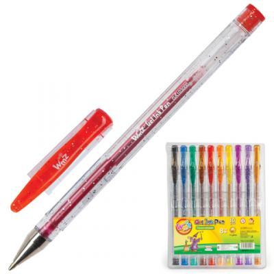 Набор гелевых ручек гелевая BEIFA WMZ 10 шт ассорти 0.7 мм ручки expert complete ручка гелевая ассорти 10 шт page 7