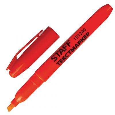 Текстмаркер STAFF 1-3 мм оранжевый