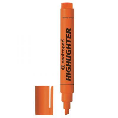 Текстмаркер Centropen 1-4,6 мм оранжевый