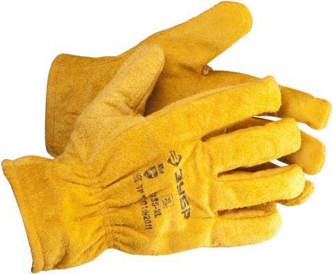Перчатки ЗУБР МАСТЕР кожаные рабочие, с подкладкой, XL футболка с полной запечаткой мужская printio тигр 3d