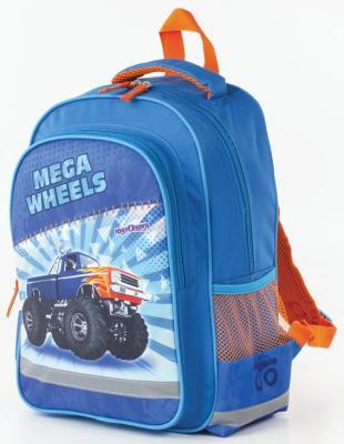 Рюкзак светоотражающие материалы ЮНЛАНДИЯ Мегавилс 15 л синий цена и фото