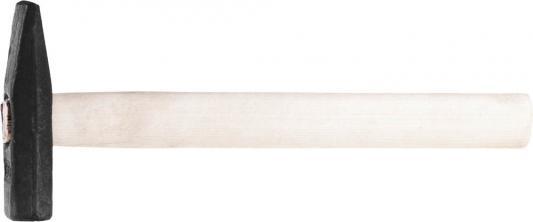 СИБИН 200 г молоток слесарный с деревянной рукояткой цены