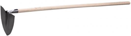 Мотыга ЗУБР, профиль лепесток, с черенком мотыга 60х80мм c черенком 760мм сибртех