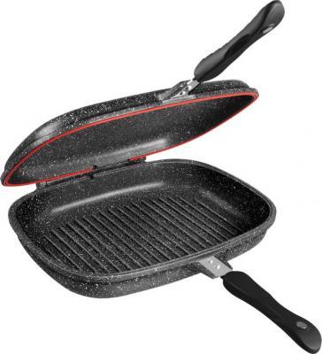 Сковородка-гриль LARA LR02-221 30 см алюминий цена