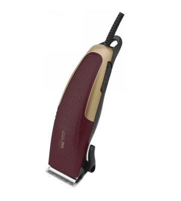 Машинка для стрижки волос HOME ELEMENT HE-CL 1007 бордовый гранат машинка для стрижки home element he cl1007 бордовый гранат