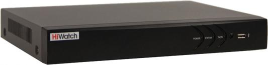 Видеорегистратор Hikvision HiWatch DS-N316 (В) видеорегистратор hikvision hiwatch ds h216q