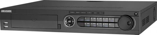 Видеорегистратор Hikvision DS-8124HQHI-K8 видеорегистратор hikvision ds n104p