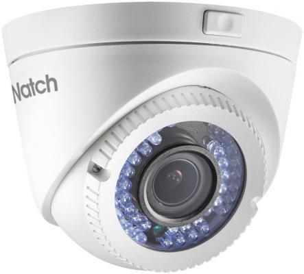 Камера видеонаблюдения Hikvision HiWatch DS-T209P 2.8-12мм цветная корп.:белый камера видеонаблюдения hikvision ds 2ce16h5t ite 3 6 3 6мм цветная корп белый