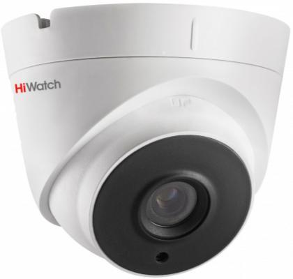 Камера видеонаблюдения Hikvision HiWatch DS-T203P 3.6-3.6мм цветная корп.:белый