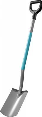 Лопата штыковая Gardena ClassicLine 17050-20.000.00 для земляных работ малый лопата штыковая gardena ergoline 17011 20 000 00