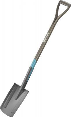 Лопата штыковая Gardena NatureLine 17000-20.000.00 малый лопата штыковая gardena ergoline 17011 20 000 00