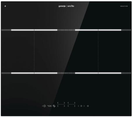 лучшая цена Индукционная варочная поверхность Gorenje IT646ORAB черный