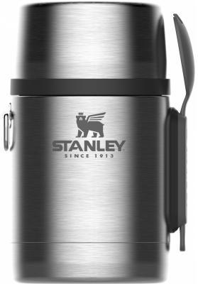 Термос Stanley Adventure 0,53л серебристый 10-01287-032