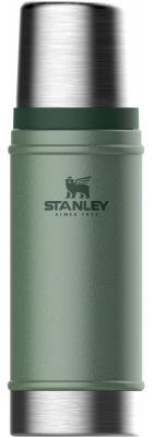 Термос Stanley Classic 0,47л зелёный 10-01228-072 термос 0 47 л stanley classic синий 10 01228 038