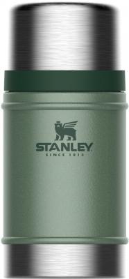 Термос Stanley The Legendary Classic Food Jar 0,70л зелёный 10-07936-003 термос stanley the legendary classic food jar 0 94л черный
