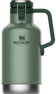 Термос Stanley Classic 1,90л зелёный 10-01941-067