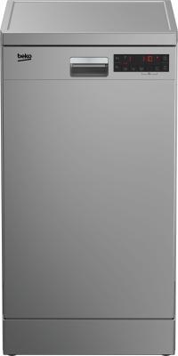 Посудомоечная машина Beko DFS25W11S серебристый (узкая) цены онлайн