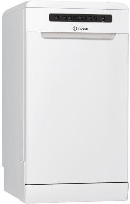 Посудомоечная машина Indesit DSFC 3T117 белый (узкая) посудомоечная машина indesit dsr 15b3 ru