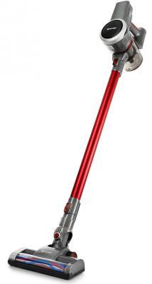 Вертикальный пылесос KITFORT КТ-541-2 сухая уборка красный пылесос kitfort кт 527 сухая уборка серый красный