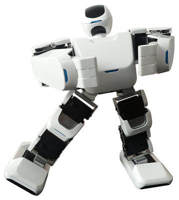 Робот LEJU AELOS 1 PRO светящийся на радиоуправлении двигающийся танцующий со звуком