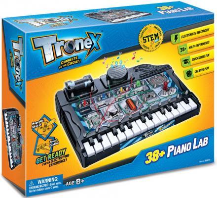 Набор Tronex: 38 музыкальных экспериментов с пианино. Электронный конструктор (32038: Amazing Toys) amazing disgrace