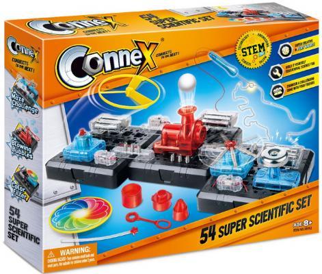 Набор научный Connex: 54 научных эксперимента. Электронный конструктор (38912: Amazing Toys) amazing disgrace