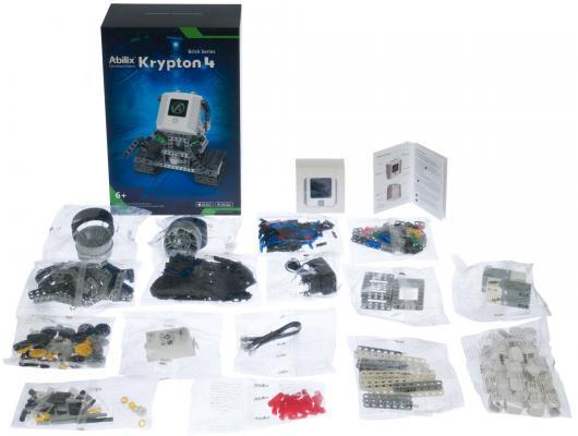 Конструктор Shanghai PartnerX Robotics Krypton4 424 элемента