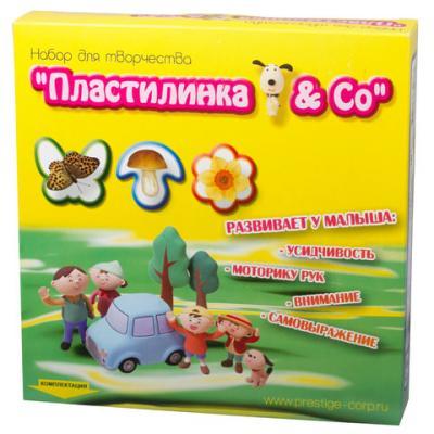 Купить Набор для творчества Престиж Пластилинка и Ко 8 цветов, Игровые наборы с пластилином