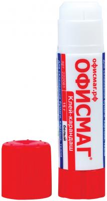 Клей-карандаш ОФИСМАГ 222081 15 гр. стоимость