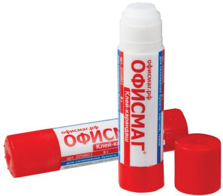 Клей-карандаш ОФИСМАГ 225962 9 гр. стоимость