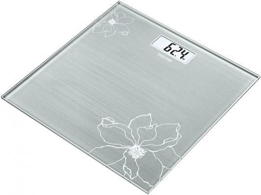 Весы напольные Beurer GS10 серый рисунок