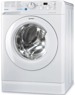 Стиральная машина Indesit Innex BWSD 51051 класс: A-10% загр.фронтальная макс.:5кг белый micro ir uv
