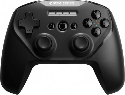 Геймпад Steelseries Stratus Duo черный Bluetooth Беспроводной геймпад steelseries nimbus