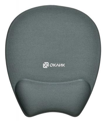 Коврик для мыши Oklick OK-RG0580-GR серый