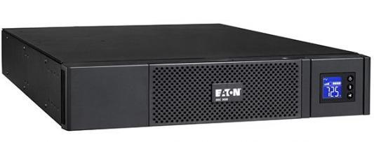Источник бесперебойного питания Eaton 5SC 5SC 1000i Rack2U 700Вт 1000ВА черный цена и фото
