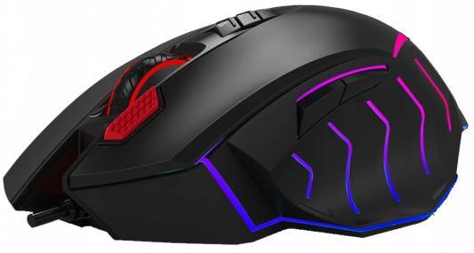 Мышь проводная A4TECH Bloody J95 серый USB цена