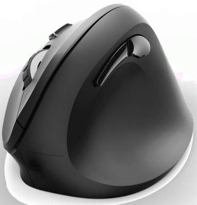 Мышь беспроводная HAMA EMW-500 чёрный USB 00182699