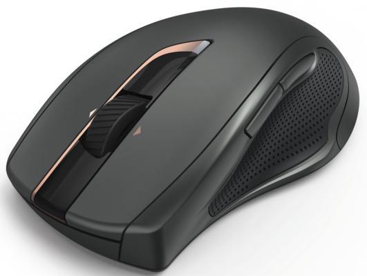 Мышь беспроводная HAMA MW-900 чёрный USB 00182672