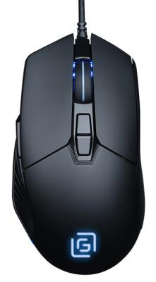 Мышь проводная Oklick 995G чёрный USB