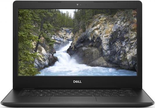 Ноутбук Dell Vostro 3480 Core i5 8265U/4Gb/1Tb/Intel UHD Graphics 620/14/HD (1366x768)/Windows 10 Professional Single Language 64/black/WiFi/BT ноутбук dell vostro 5471 core i5 8250u 4gb 1tb 14 fullhd linux black